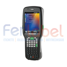 terminale barcode honeywell metrologic dolphin 6500 wifi+bt+laser+52 key win ce 5.0