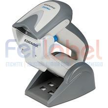kit lettore datalogic gryphon gm4130 linear imager bianco, rs-232, 433 mhz + base bc4030-wh-433 + alimentatore + cavo 90g000008