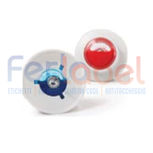 gen3 ink pin(chiodo con inchiostro)red 45mm(500pz)