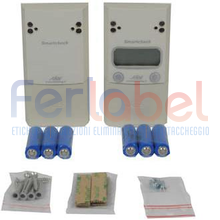 kit contapersone std bidirezionale tx+rx 6 mt