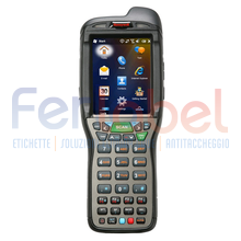 "terminale barcode honeywell dolphin 99ex, area imager 2d, bluetooth, wi-fi, gsm, hsdpa, gps, camera 3,1 mega pixel, touch screen 3,7"", windows embedded 6.5, cavo escluso"