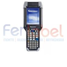 "terminale barcode honeywell ck3x alfanumerico, area imager 2d, bluetooth, wi-fi, touch screen 3,5"", windows embedded handheld 6.5, solo terminale (cavo escluso)"