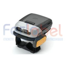 ring scanner zebra rs507 area imager 2d + grilletto manuale + batteria estesa per interfaccia cordless bluetooth per wt41n0